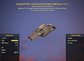 Vanguard's [Sneak] Scout Right Leg #12
